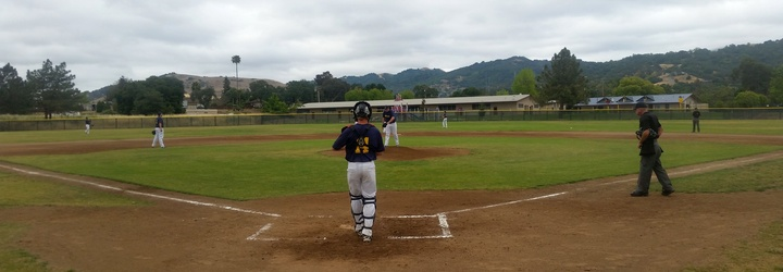 Catcher's view
