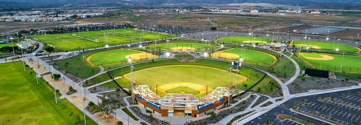 Baseball and Multi Purpose Fields