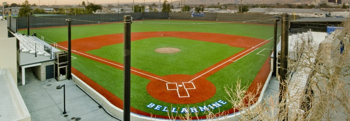 Bellarmine Baseball Field